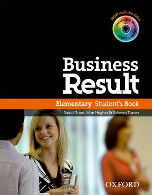 Business Result Elementary Student's Book Pack with DVD-ROM