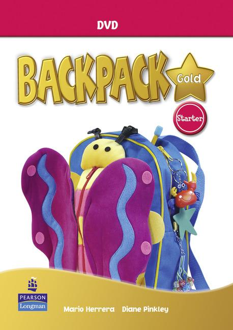 Backpack Gold Starter DVD