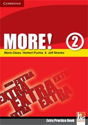 More! Level 2 Extra Practice Book