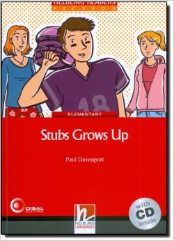 Red Series Fiction Level 3: Stubs Grows Up + CD