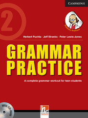 Grammar Practice Level 2 Paperback with CD-ROM