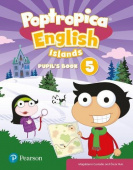 Poptropica English Islands 5 Pupil's Book with English World Access code