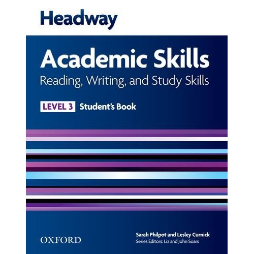 New Headway Academic Skills: Reading, Writing, and Study Skills Level 3 Student's Book