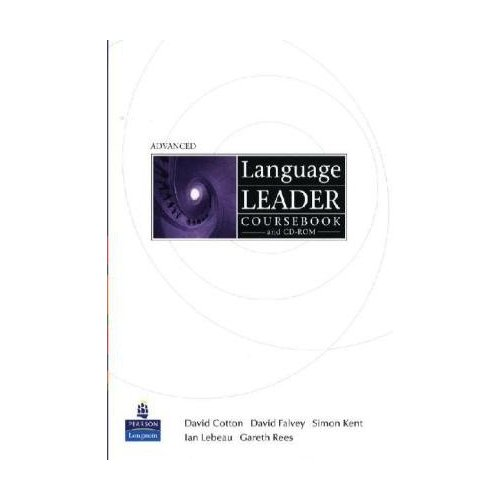 Language Leader Advanced Coursebook + CD-ROM