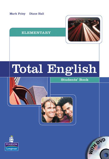 Total English Elementary Student's Book with DVD