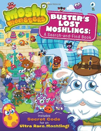 Ladybird Buster's Lost Moshlings: A Search-And-Find Book.