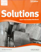Solutions Second Edition Upper-intermediate Workbook with Student's Site