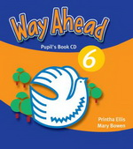 New Way Ahead 6 Pupil's Book CD (1) (Лицензия)