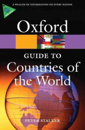 A Guide to Countries of the World 3ed (Oxford Guide to Countries of the World)