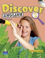 Discover English Global 2 Activity Book (with Multi-ROM)