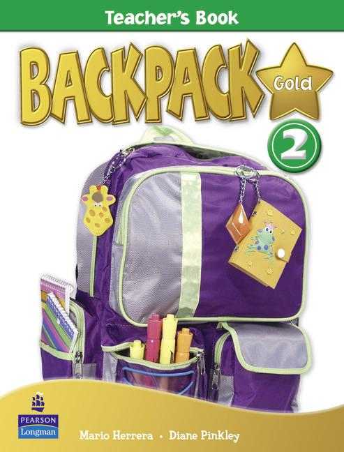 Backpack Gold Level 2 Teacher's Book