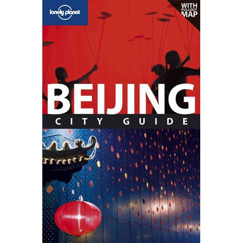 Beijing City travel guide (8th Edition)