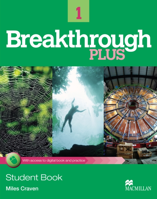 Breakthrough Plus Level 1 Student's Book Pack