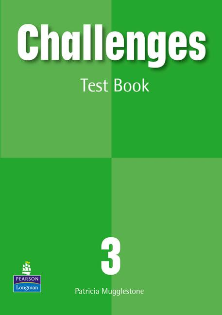 Challenges Level 3 Test Book
