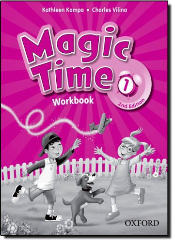 Magic Time (Second Edition) 1 Workbook