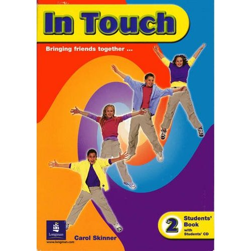 In Touch 2 Student's Book (+ Audio CD)