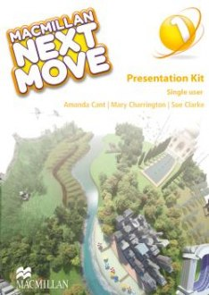 Next Move (Macmillan) Level 1 Teacher's Presentation Kit