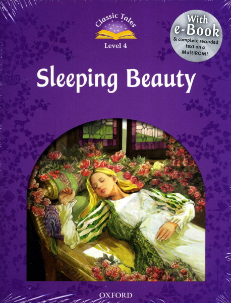 Classic Tales Second Edition: Level 4: Sleeping Beauty  e-Book with Audio Pack