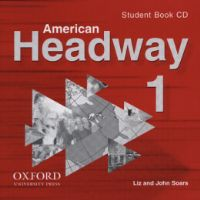 American Headway 1 Student Book Audio CDs (2)