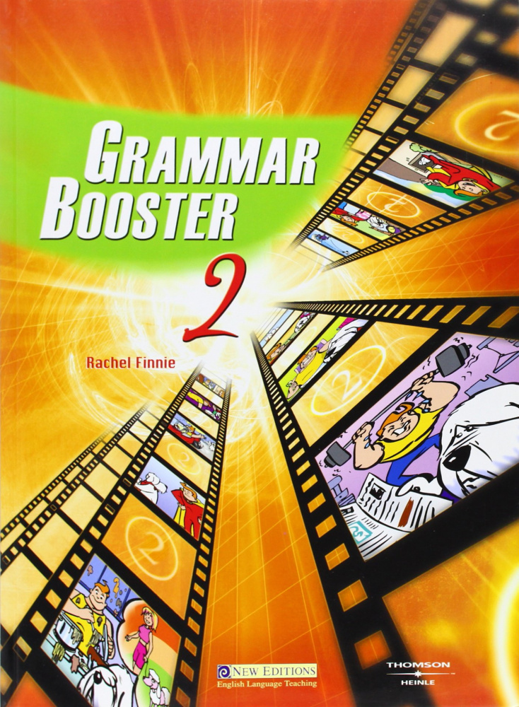 Grammar Booster 2 Student's Book with CD-ROM
