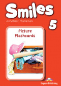 Smiles 5 Picture Flashcards