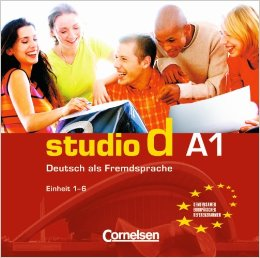 studio d A1.1 Audio-CD