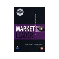 New Market Leader Advanced Coursebook with Multi-ROM