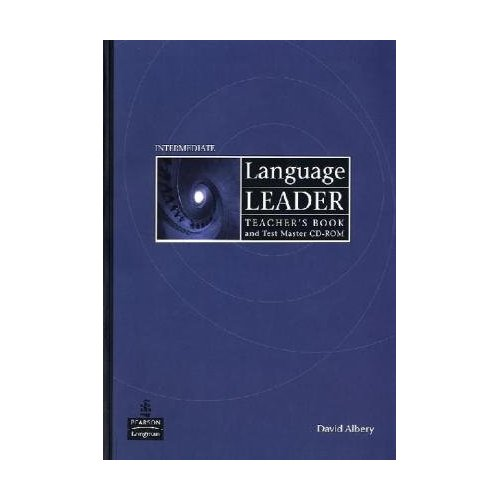 Language Leader Intermediate Teacher's Book (+ CD-ROM)