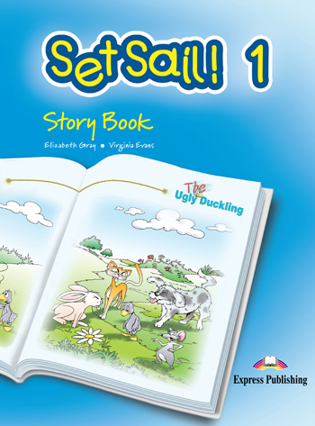 Set Sail! Level 1 Story book CD