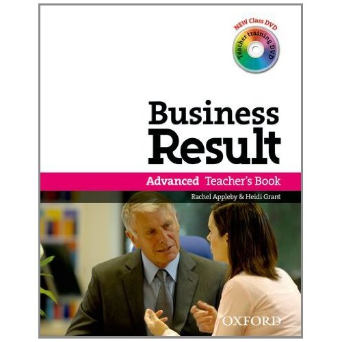 Business Result Advanced Teacher's Book with Class DVD and Teacher Training DVD