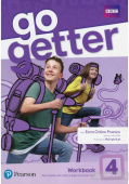 GoGetter 4 Workbook with Online Homework PIN Code Pack