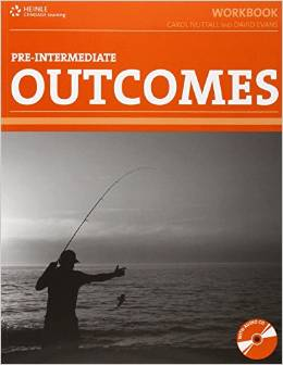 Outcomes Pre Intermediate: Workbook with key + CD