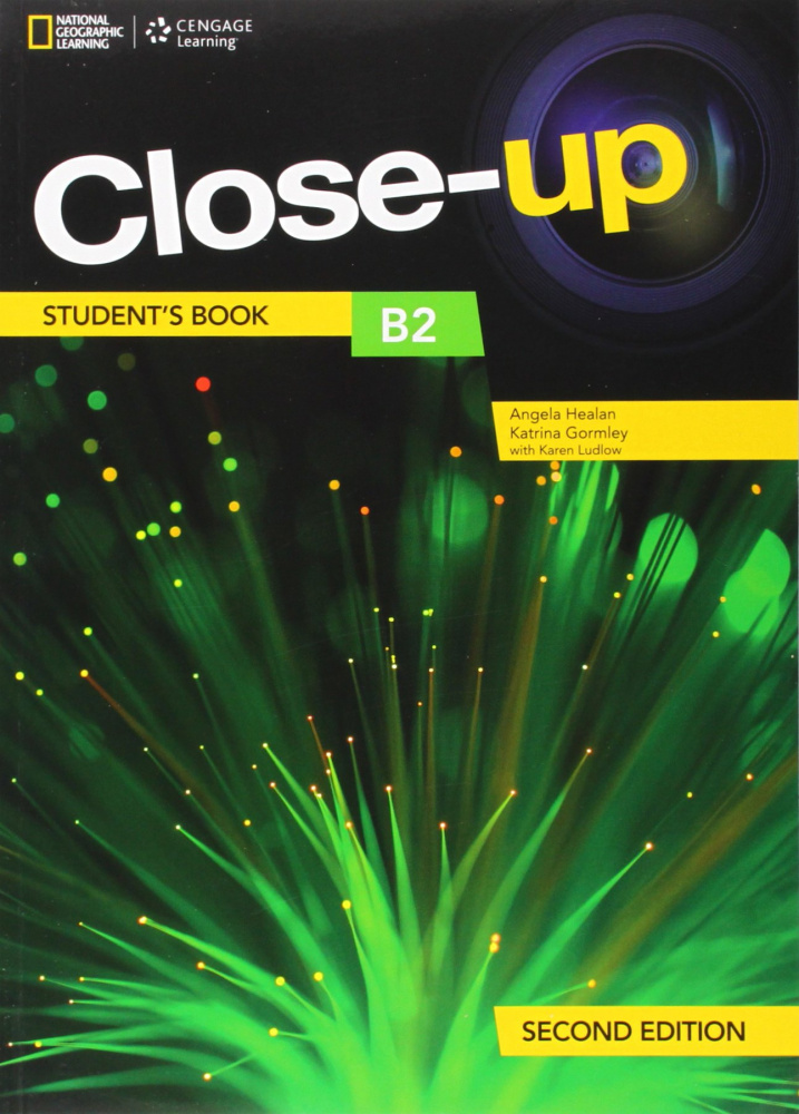 Close-Up Second edition B2 Students Book
