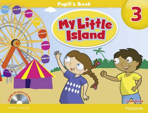 My Little Island Level 3 Pupil's Book with CD-ROM