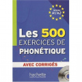 Les 500 Exercices de Phonetique