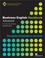 Business English Handbook Advanced (+ Audio CD)