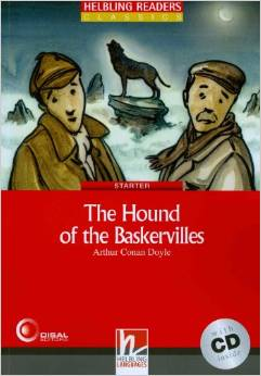 Red Series Classics Level 1: The Hound of the Baskervilles + CD