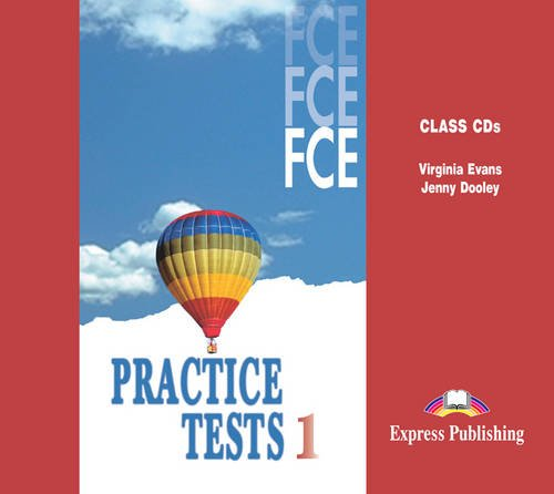 FCE Practice Tests 1 Class CDs Set of 3