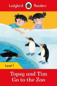 Ladybird: Topsy and Tim: Go to the Zoo  (PB) +downloadable audio