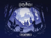 Harry Potter: Creatures : A Paper Scene Book (illustrated ed) (Hardback)