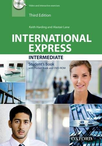 International Express Third Edition Intermediate Student's Book with Pocket Book and DVD-ROM