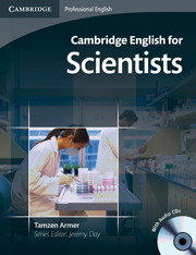 Cambridge English for Scientists Student's Book with Audio CDs