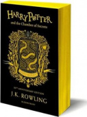 Harry Potter and the Chamber of Secrets (Hufflepuff Edition) - Paperback