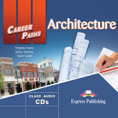 Career Paths: Architecture Audio CDs (set of 2)