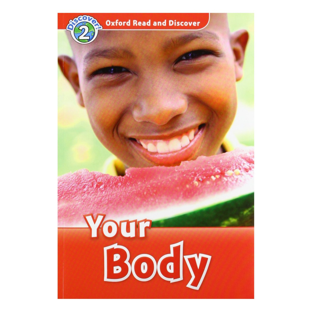 Oxford Read and Discover Level 2 Your Body Audio CD Pack