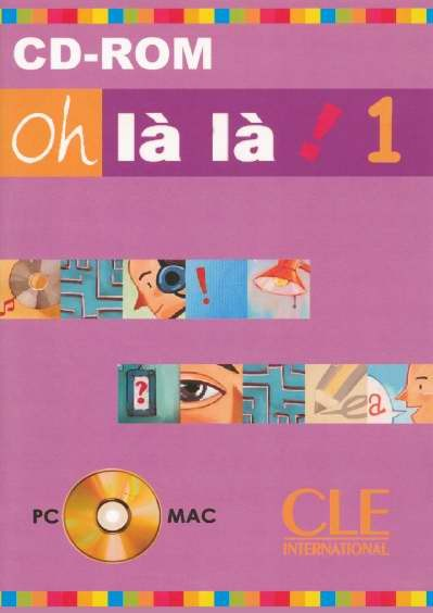 Oh la la! 1 - CD-Rom PC / MAC