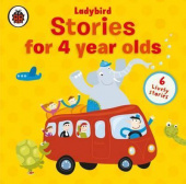 Ladybird: Stories for 4 Year Olds - Audio CD