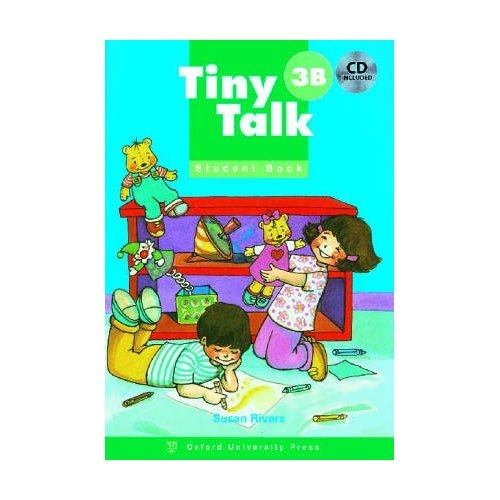 Tiny Talk 3 Pack (B) (Student Book and Audio CD)