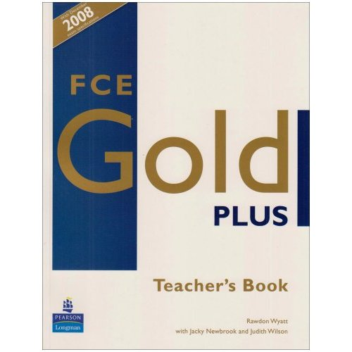 FCE Gold Plus Teacher's Book