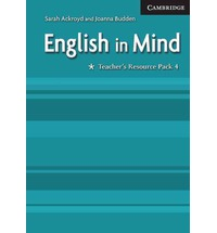 English in Mind 4 Teacher's Resource Pack